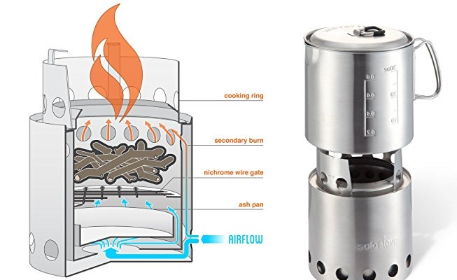solo small wood stove - Top Rated Small Wood Burning Stoves For Camping And Backpacking